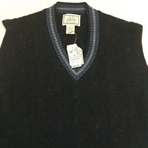 NWT Wool blend sweater vest